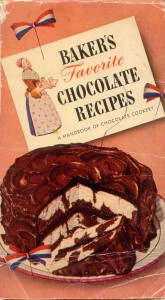 Baker's Favorite Chocolate Recipes booklet