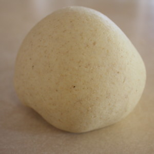 chapati dough