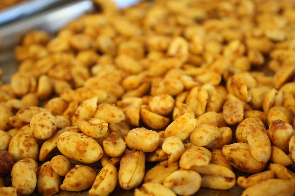 Chili-Lime Peanuts