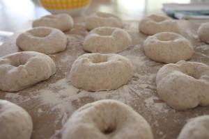 bagels resting