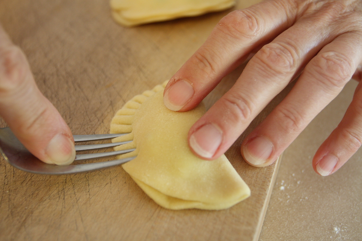 Basic Pierogi Recipe — Dishmaps