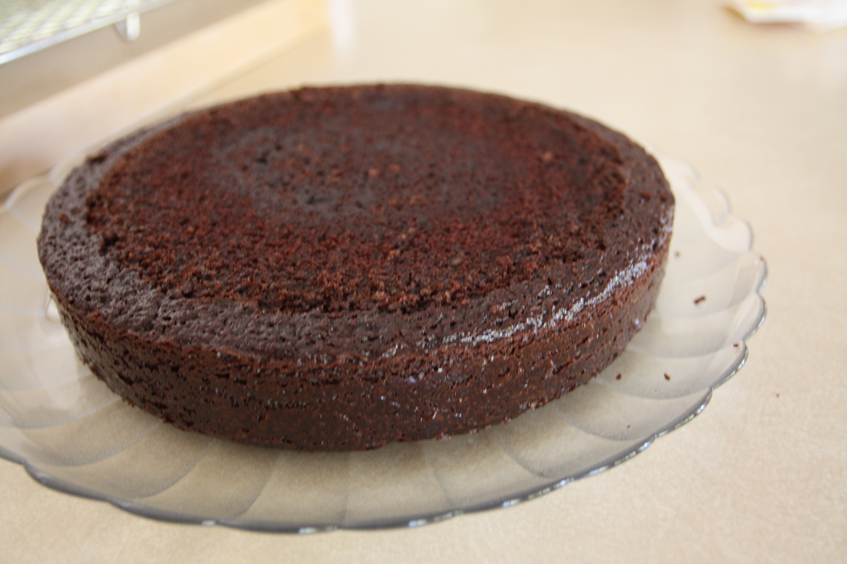 Chocolate Guinness Cake – Scratchin' It