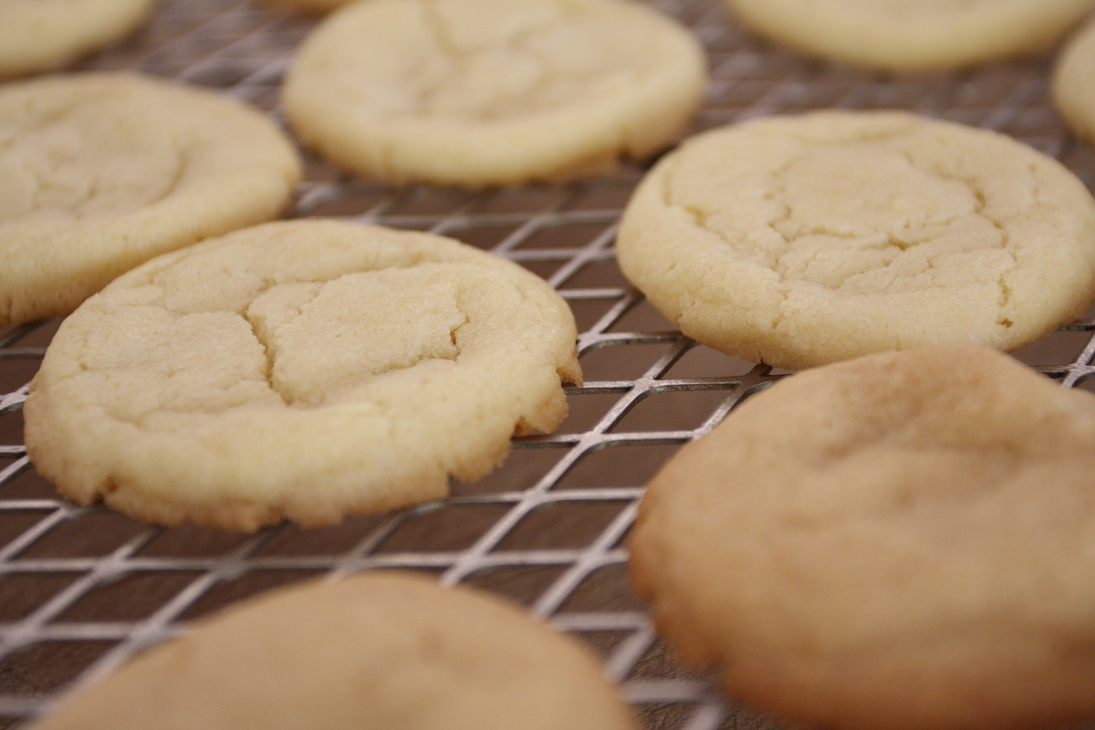 how to make cookies from scratch without brown sugar