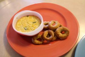 corn and okra pudding