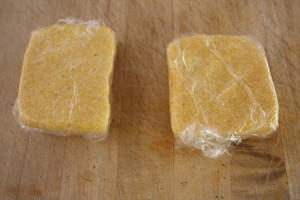 cornbread cracker dough