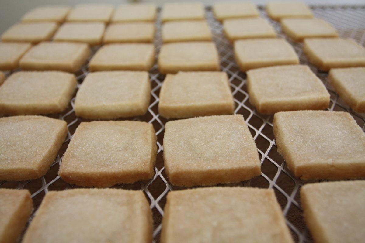 Bouchon Bakery Shortbread Easy As 1 2 3 Scratchin It