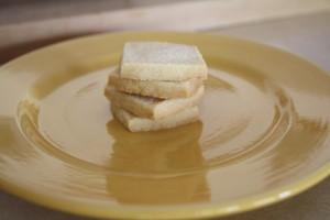 shortbread stack