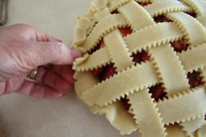 sealing down the lattice