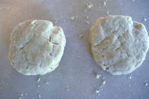 dough for pie crust