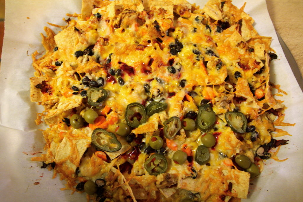 robs famous baked nachos
