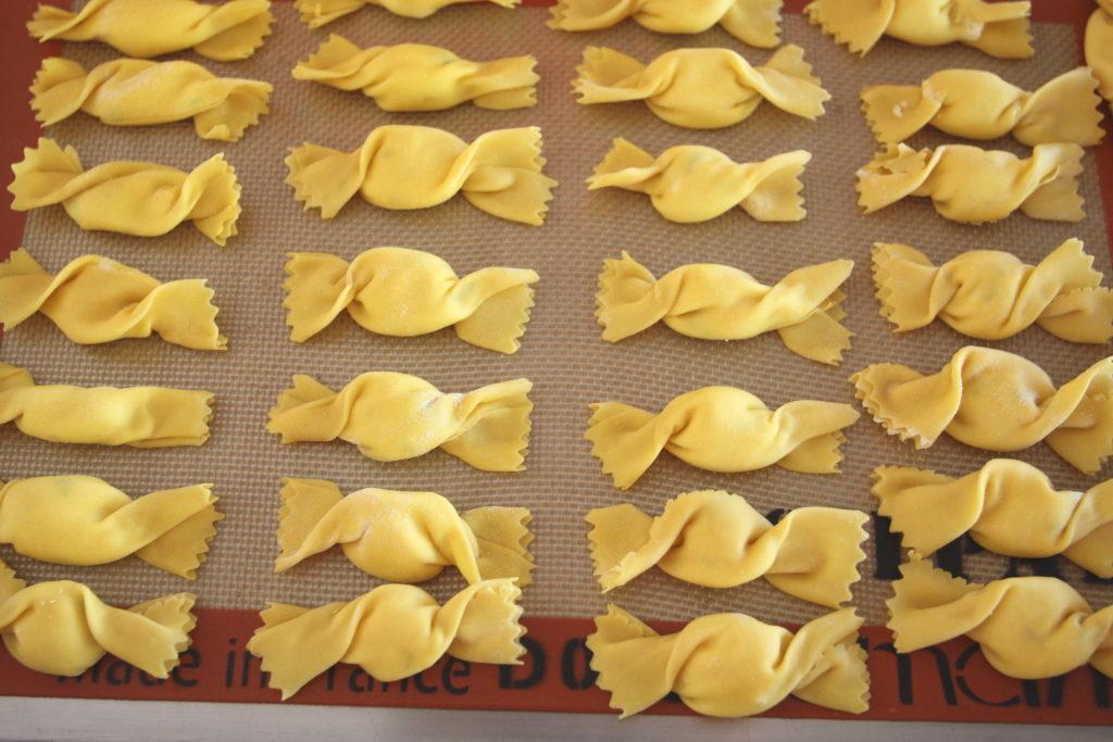 caramelle pasta