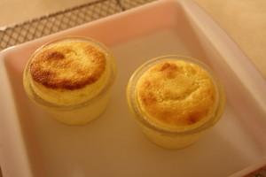 lemon magic cakes
