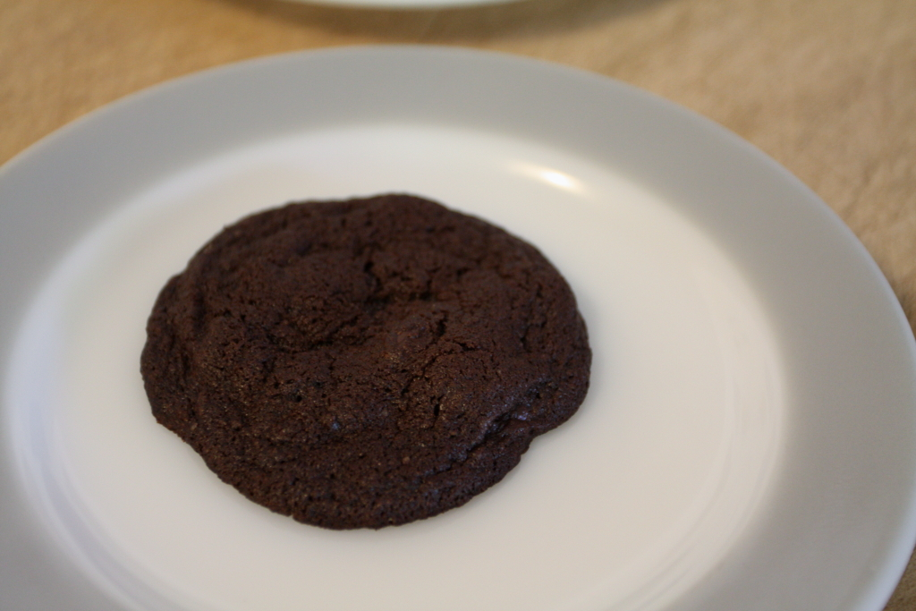 Bouchon's Double Chocolate Chunk and Chip Cookies