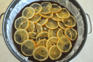 layering lemons