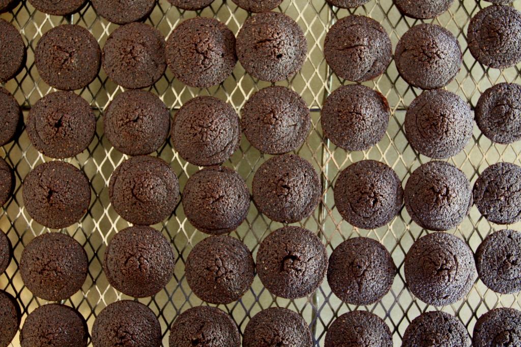 Bouchon Bakery's Chocolate Financiers