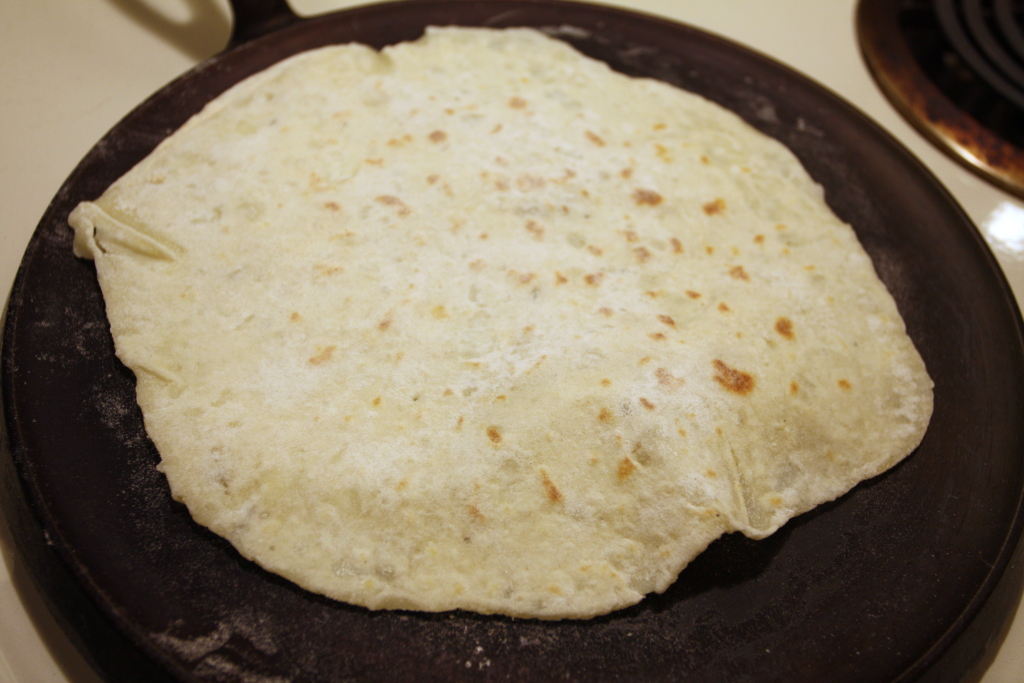 Lefse (Scandinavian Potato Flatbreads)