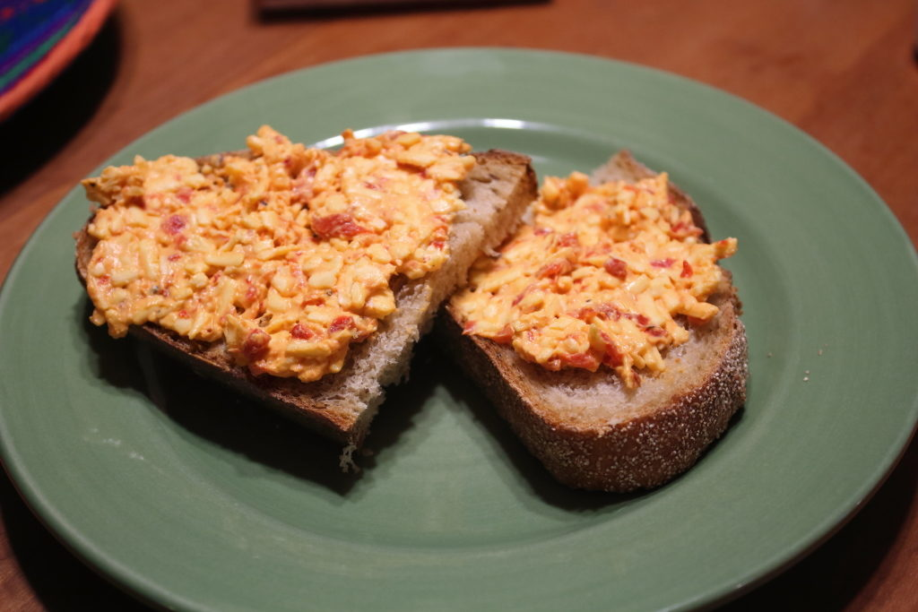 Lee brother's pimento cheese